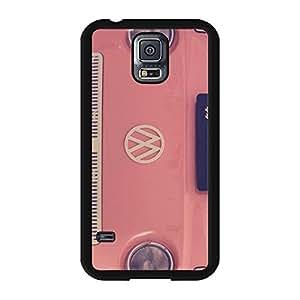 Trend Tide Current VW Camper Van Phone Case Cover for Samsung Galaxy S5 I9600 Volkswagen Car Design