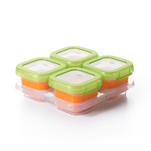 Storing Pureed Baby Food
