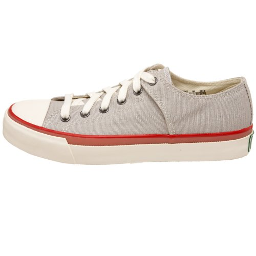 Pf Flyers Para Hombre Pm09cg1 Bob Cousy Sneaker Light Grey