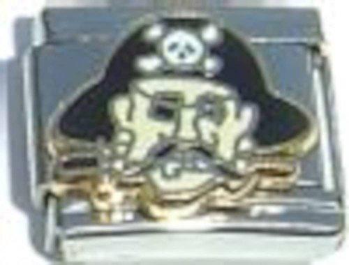 (Pirate Italian Charm)