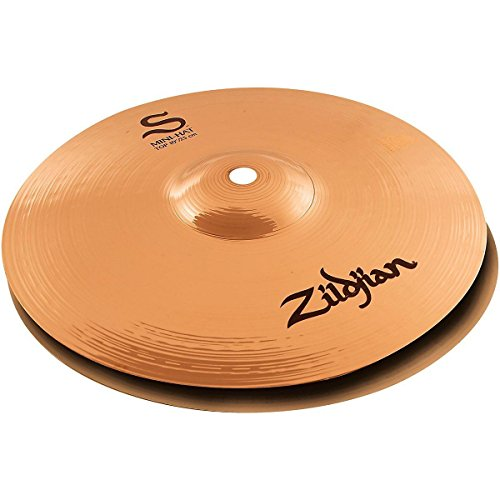 "Zildjian 10"" S Mini Hat Bottom Cymbal"
