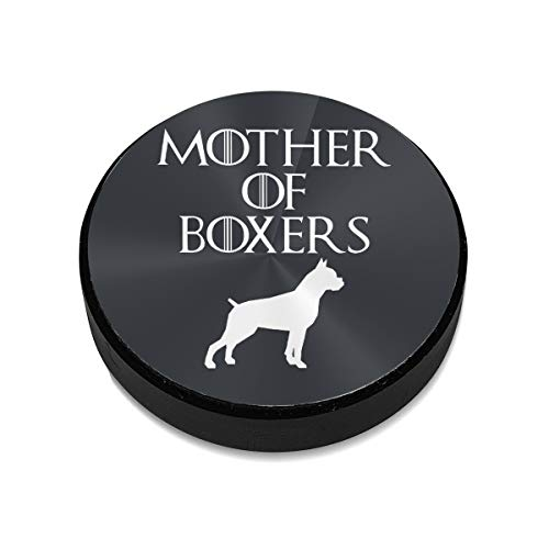 Car Mount Holder for Cell Phones - Extra Slim - Mother of Boxers]()