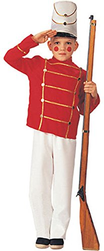 Child's Wooden Soldier Costume,
