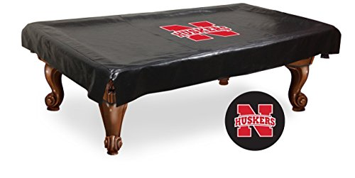Nebraska Cornhuskers Billiard Table Cover-9 by HBS