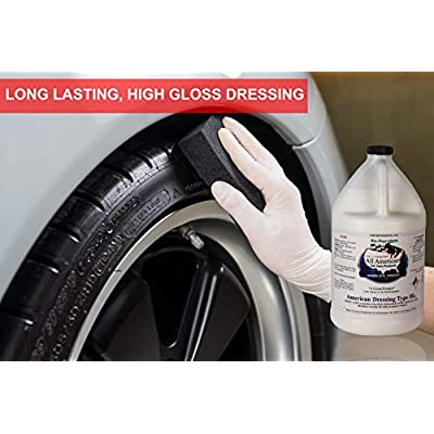 All American Car Care Products American Dressing Type 3 (1 Gallon): Automotive