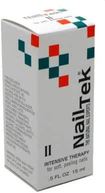 Nailtek Ii Intensive Therapy 0.5 oz. (3-Pack) with Free Nail File