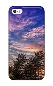 Best Excellent Diushoujuan Design Sunset Case Cover For ipod touch4 7483653K26559272