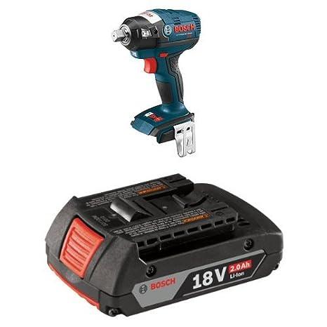 Amazon.com: Bosch iwbh182b bare-tool 18 V EC sin escobillas ...
