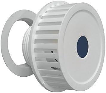 Aspirador de pared o subcampana de aspiración axial D. 100 mm - LUX 243: Amazon.es: Bricolaje y herramientas