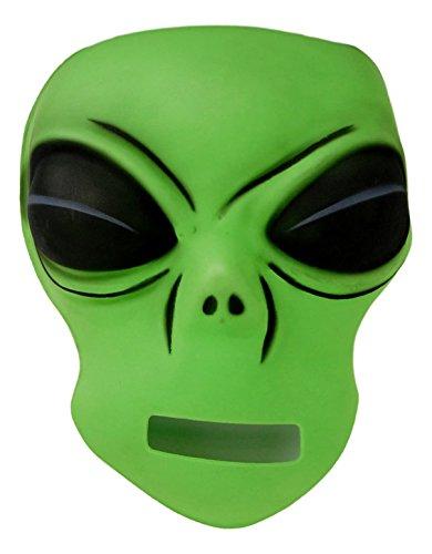 alien head mask - 3