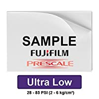 Fujifilm Prescale Sample - Ultra Low - Tactile Pressure Indicating Sensor Film