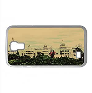 Bangalore Watercolor style Cover Samsung Galaxy S4 I9500 Case (India Watercolor style Cover Samsung Galaxy S4 I9500 Case)