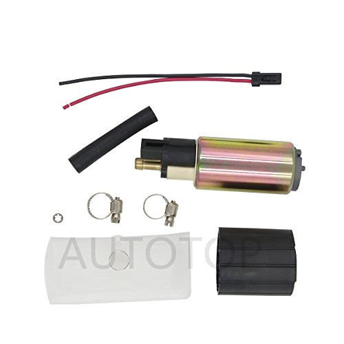AUTOTOP New High Performance Aftermarket Electric Intank Fuel Pump With Installation Kit E2157