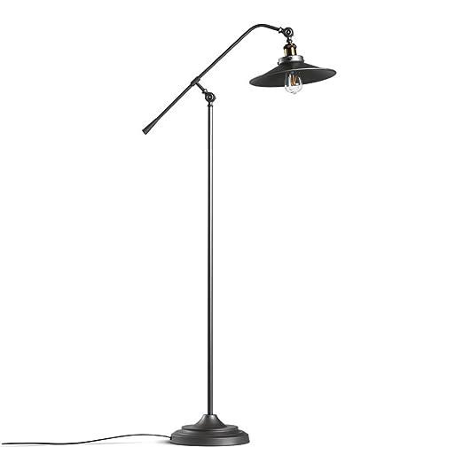 Floor pie Lámparas Lámpara de de lamp Americano NAUY Retro hCxtsQrdBo