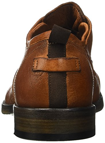 Marrone Schuhe Cognac Barracuda Bu2973 Herren Derby wqIZR
