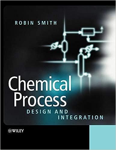 Amazon com: Chemical Process: Design and Integration