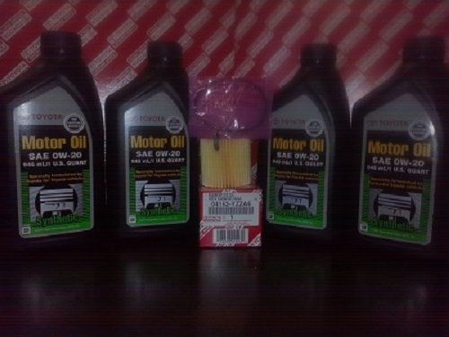 0w20 synthetic oil toyota - 8