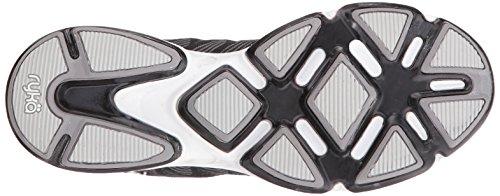 blanco 5 9 W negro para Women's EE RYKA Dominion UU Zapatillas caminar 086aCwY8q