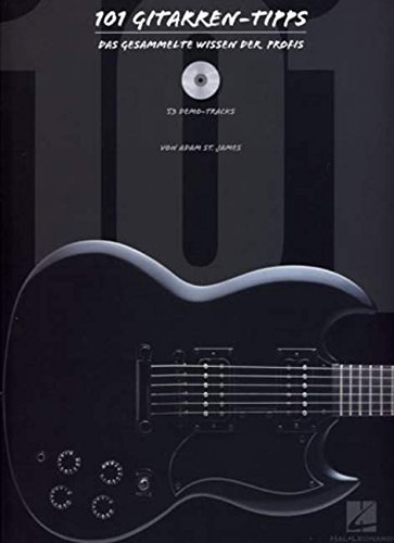 101 Gitarren-Tipps, m. Audio-CD