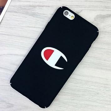 coque iphone 6 champion rouge