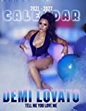 Demi Lovato: 2021 – 2022 Calendar – 18 months