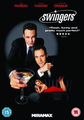 Swingers [DVD] by Jon Favreau: Amazon.es: Suzanna Love, Ron ...