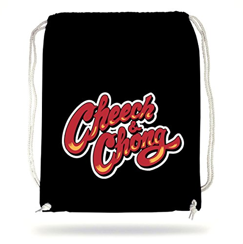 Cheech and Chong Gymsack Black Certified Freak IhSCMT