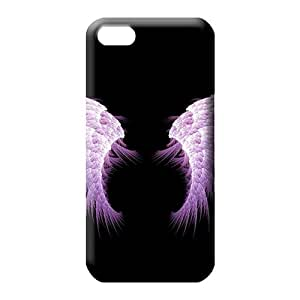 iphone 4 4s case cover Fashionable trendy mobile phone carrying covers angel wings