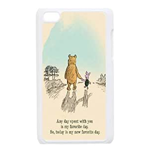 [H-DIY CASE] FOR IPod Touch 4th -Winnie The Pooh-CASE-8