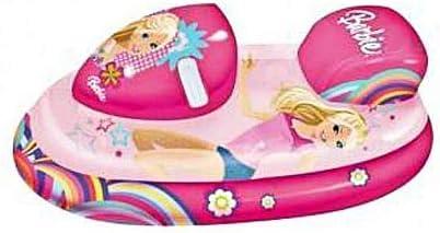 Mondo Barbie Moto ACUATICA 120X74CMS Rosa