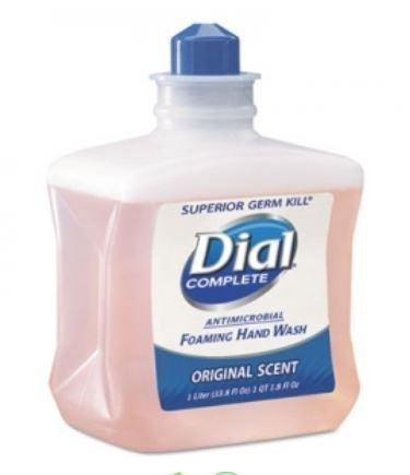 2340000162 Part# 2340000162 - Dial Complete Antimicrobl Soap 1Lt 6/Ca By Dial...