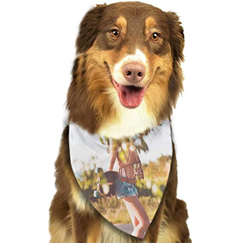 HGFR Summer-Ride-Longboard-Girl_Free_Stock_Photos_picjumbo_HNCK5714-2210x1474 Customized Dog Headscarf Bright Coloured Scarfs Cute Triangle Bibs Accessories for Pet Dogs