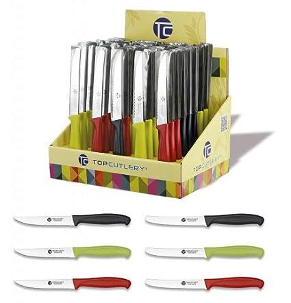 Top Cutlery - 17354 - Expositor 40 pz. sdas Cuchillos Mesa ...