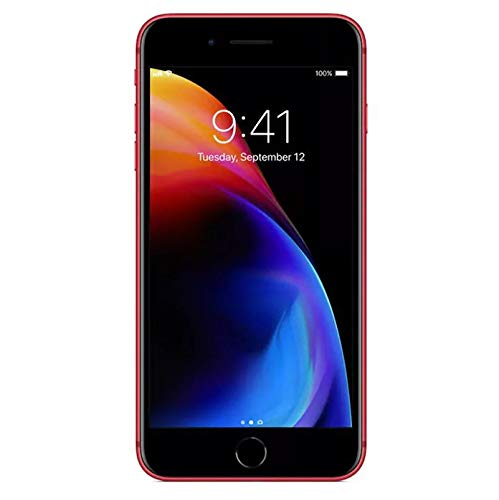 Apple iPhone 8, AT&T, 64GB - Red (Refurbished)