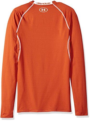 T Orange Sportstyle Armour Under shirt Homme white Texas xwqYER5E
