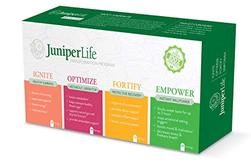Transformation Program - OPTIMIZE, Ignite, Fortify, Empower - Weight Loss, Leaky Gut, Boost Energy & Metabolism, Control Glucose, Stop Sugar Cravings
