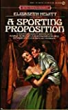 A Sporting Proposition, Elizabeth Hewitt, 0451161068