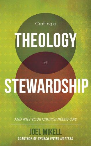 Thinking Biblically about Stewardship
