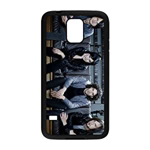 Samsung Galaxy S5 Cell Phone Case Covers Black Silbermond WK5255846