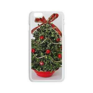 Christmas Trees Hight Quality Plastic Case for Iphone 6 by supermalls