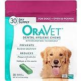 Frontline OraVet Dental Hygiene Chews Large Over 50 lbs