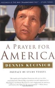 A Prayer for America (Nation Books) byDennis Kucinich