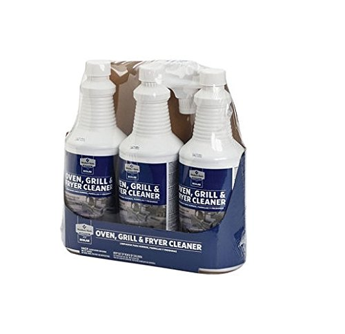 Member's Mark Oven, Grill & Fryer Cleaner - 3 bottles 32 oz each - Formerly known as Proforce ()