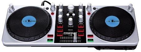 Controlador de consola de juegos Digital DJ Gemini First Mix ...
