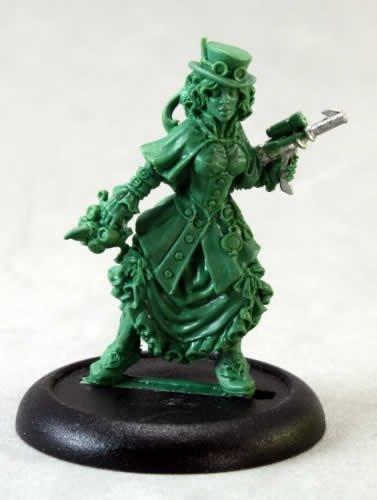 Reaper Miniatures 50304 Chrono Rowena Van Graaf