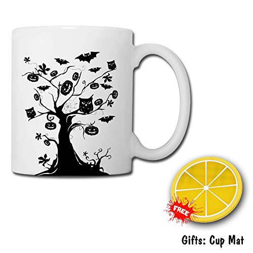Coffee Mugs and Mark Cup are Lovely, Perfect for Drinking Hot Drinks at Work, Customized and Cup Mat -