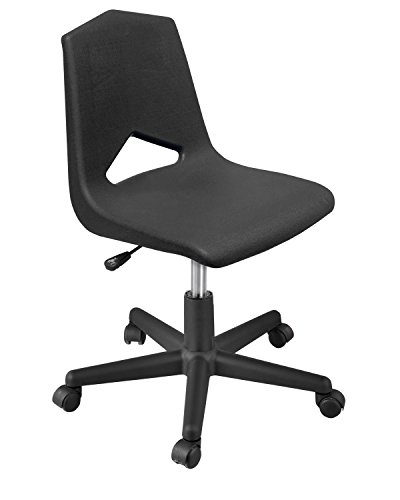 - Marco Group MG1100 Series Gas Lift Task Chair, Black
