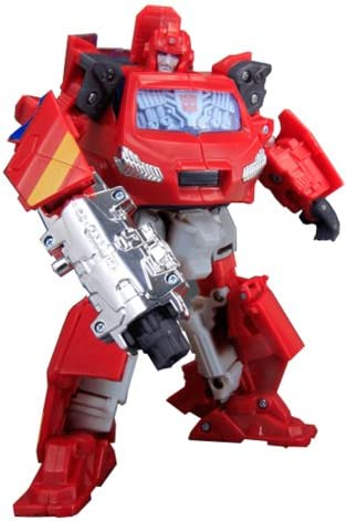 Transformers Universe Ironhide Complete Deluxe Class Hasbro