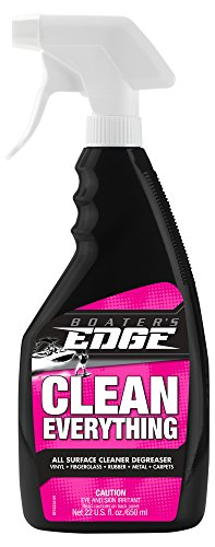 BOATER'S EDGE Clean Everything - Marine Grade All Surface Cleaner 22 oz. Spray BE1622 ()