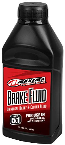 Maxima Brake - Maxima Racing USA 80-82916 DOT 5.1 Brake Fluid